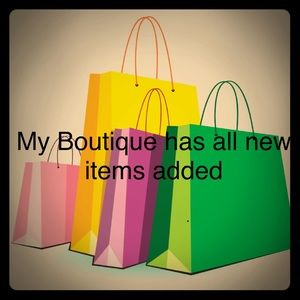 Other - All new inventory! Have fun shopping